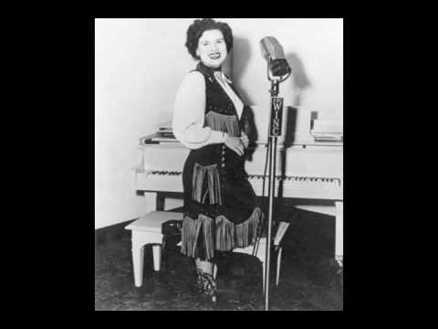 Patsy Cline, Let The Teardrops Fall