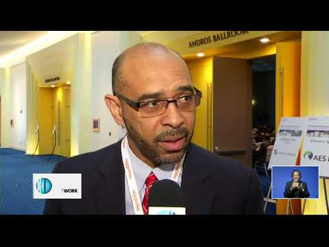 DELEGATES ATTEND THE CARIBBEAN ENERGY CONFERENCE