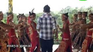Buai Ati Bingung Lagu Gawai 2013