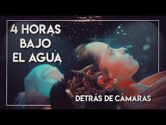 Bajo el agua - La escena MÁS DIFICIL del Roast - Parte 2 I Kika Nieto