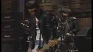 Ramones on Letterman