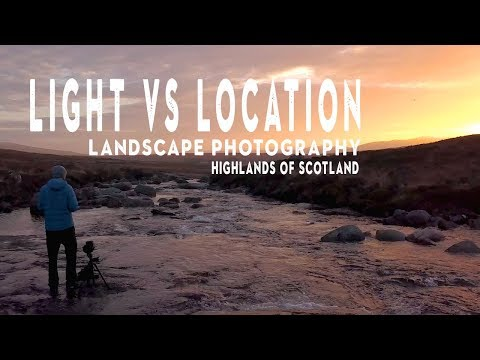 amazing-light-but-wrong-location- -landscape-photography-tips