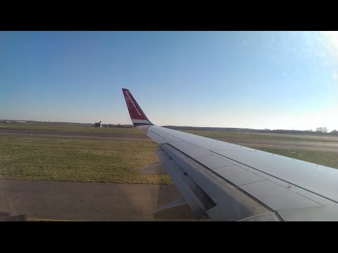 Norwegian Air Shuttle | B738 | Berlin Schönefeld - Trondheim | FULL FLIGHT