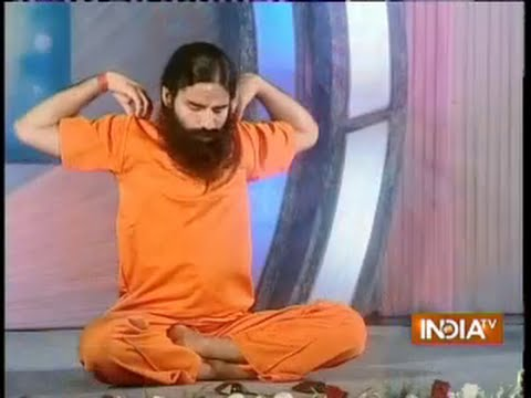 Baba Ramdev Video To Cure Pain In Spine Due To Wrong Sleeping Postures