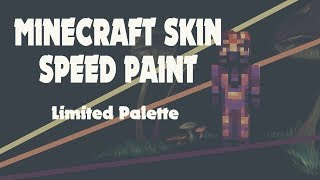 Minecraft Skin Speed Paint | Final Round PBL