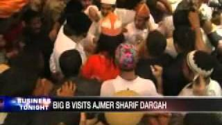 Video Amitabh Bachchan visits Ajmer Sharif Dargah download MP3, 3GP, MP4, WEBM, AVI, FLV Juli 2018