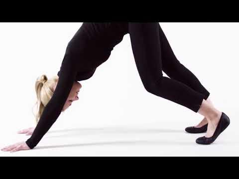 barenx Women's Round Toe Ballet Flat