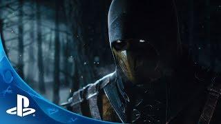 Who's Next? -- Official Mortal Kombat X Announce Trailer