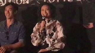 Ngô Thanh Vân, Isaac,...chia sẻ về phim Song Lang