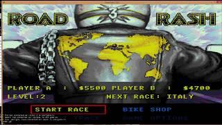 Road Rash 3. Season 2 JAMLIGHT vs xakofear 2 - 3