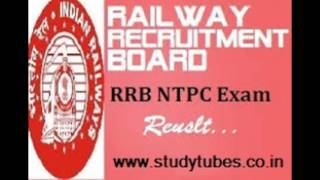 rrb ntpc mains result rrb cut off marks rrb ntpc result