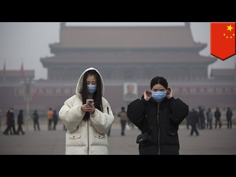 Beijing smog: Chinese capital turns to ventilation corridors to help with 'Smogpocalypse' - TomoNews