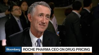Roche CEO: We'll See Continued Pressure on Drug Prices