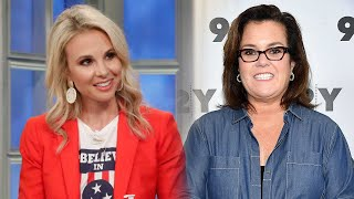 Rosie O'Donnell REACTS to Elisabeth Hasselbeck's Appearance on The View