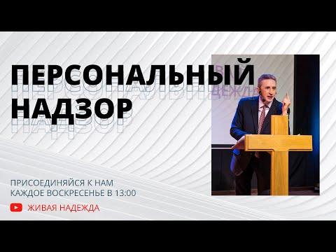 Персональный Надзор (Николай Литвин)
