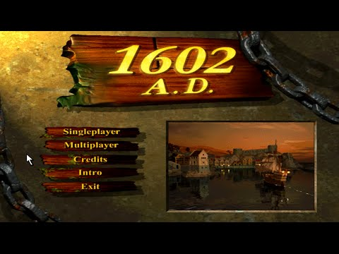 free  pc game anno 1602 game