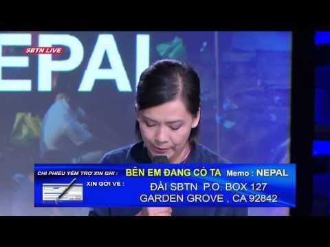 """SBTN SPECIAL: Chương trình ca nhạc gây quỹ """"Hát Cho Nepal"""" (P5)"""