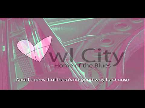 Owl City - Home of the Blues (New Song!) [Lyrics Video]