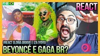 Gambar cover REAGINDO a Gloria Groove - YoYo (feat. IZA)
