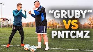 PNTCMZ VS GRUBY!! (Mateusz) | Piłkarski pojedynek!!