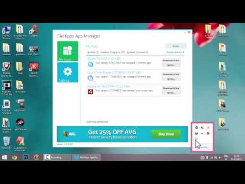 Best and Easiest Way to Update Windows Softwares (Filehippo App