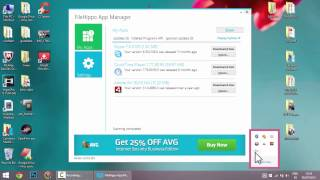 Best and Easiest Way to Update Windows Softwares (Filehippo App Manager)