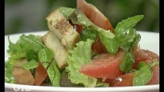 Итальянский салат Панцанелла (27.10.15)