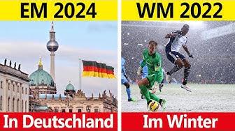 Wo sind DIESE großen Sportevents in Zukunft?