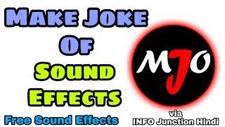 Make Joke Of Sound Effects   Free Sound Effects