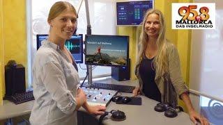 Wandern auf Mallorca mit Astrid Prinzessin zu Stolberg im Inselradio