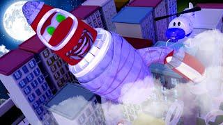 Рокки - МУМИЯ! - Малярная Мастерская Тома в Автомобильный Город 🎨 детский мультфильм