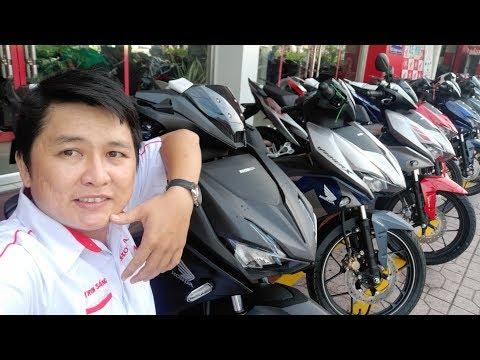 Giá xe Winner X 150 2019 - Trả góp Honda Winner X từ 0% - SOI CẬN CẢNH WINNER X TẠI ĐẠI LÝ