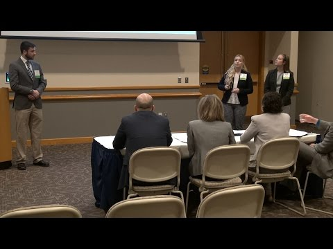 The 2017 Fleming Ethics Bowl at DeSales University