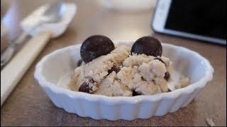 Recreating Disney Treats at Home! Disney-inspired Edible Cookie Dough!