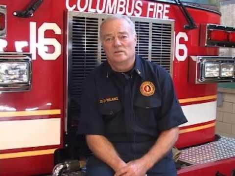 Columbus Fire Lt Polaski Mayday