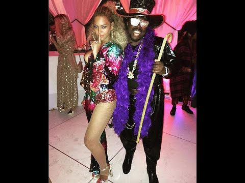 Beyonce's 35th Birthday Party
