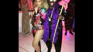 Beyonces 35th Birthday Party