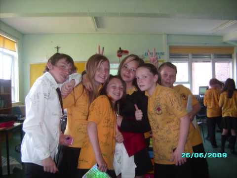 Last Day Of Primary class of 2009