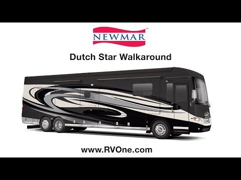 Newmar Dutch Star Walkaround Video - YT