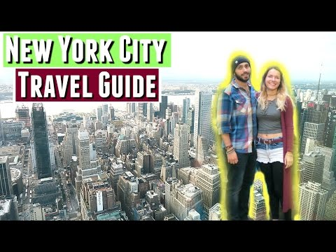 NEW YORK CITY TOUR | TRAVEL GUIDE
