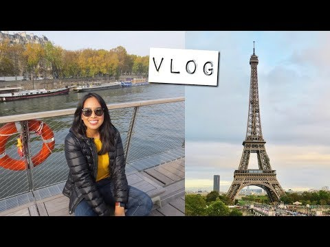 travel vlog | a week in paris