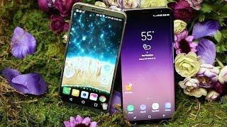 Samsung Galaxy S8 vs. LG G6: ¿Cuál es el mejor celular Android?