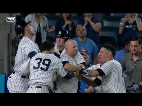 Download Youtube: Aaron Judge breaks tooth in celebration