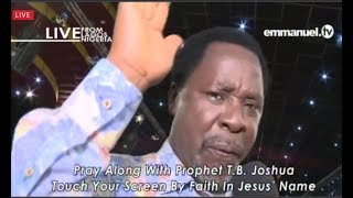 Download Video SCOAN 09/07/17: Mass Prayer, Prophecy, Deliverance & All Nations Prayer with TB Joshua (Part 3/3) MP3 3GP MP4