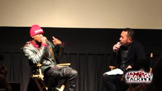 """YG's """"Blame It On the Streets"""" NYC Screening"""