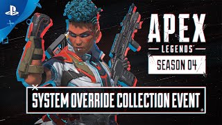 Apex Legends - System Override Collection Event Trailer | PS4
