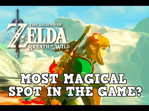 The Most Magical Place in Breath of the Wild