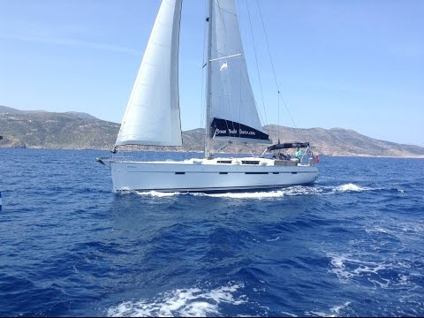 Greece Cyclades Sailing Lavrion to Santorini May 2016