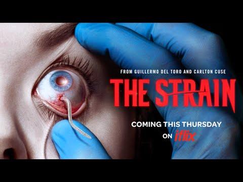 The Strain Trailer