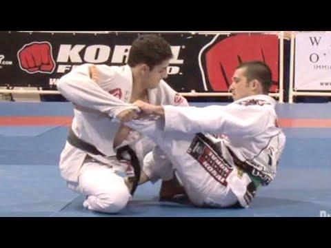 Michael Langhi VS Philippe Della Monica / World Championship 2009